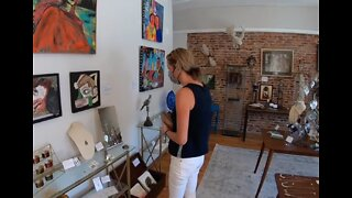 Manic on Main gives artists exposure while fairs are canceled during COVID-19
