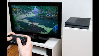 A new study suggests that video games could be good for people's well-being