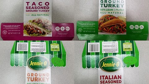 Over 91,000 Pounds Of Ground Turkey Recalled Ahead Of Thanksgiving