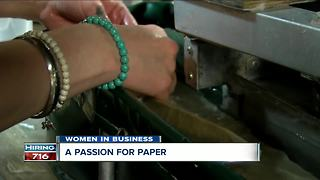 A passion for paper