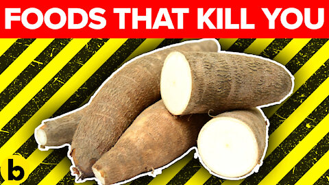 16 Exotic Foods That Can Actually Kill You