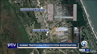 Human trafficking and prostitution investigation