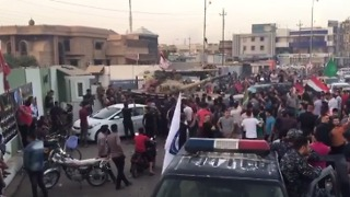 Iraqi Forces Seize Government Building in Central of Kirkuk City - Video
