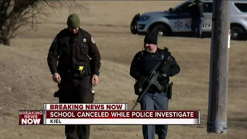 Students sent home from school after reports of shots fired