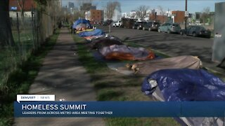 Metro area homeless summit to coordinate response