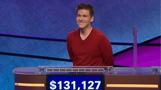 'Jeopardy!' Champion Sets Another Record