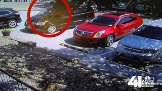 Surveillance footage shows smash & grab at daycare - Video