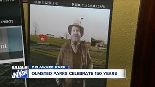 Buffalo Olmsted Parks Conservancy launches app for 150th celebration - Video