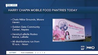 Mobile food pantries in Southwest Florida