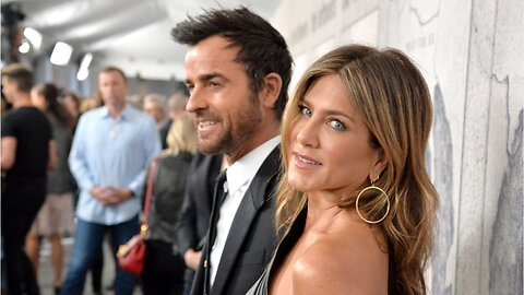 Jennifer Aniston & Justin Theroux Reunited To Say Farewell To Their Dog