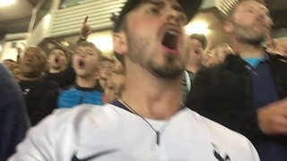 Spurs Fans Taunt Jose Mourinho With 'You're Not Special Anymore' Chant - Video