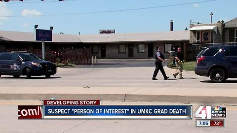 UMKC reacts to killing of possible suspect in student's murder