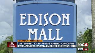 Attempted Kidnapping Raise Concerns for Trick-or-Treaters - Video