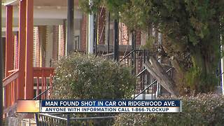 A string of shootings in Baltimore City Friday night, 1 fatal - Video
