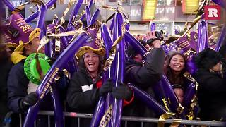 Free things to do in New York City on New Year's Eve | Rare News - Video