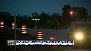 Polk Co. students concerned about bus safety - Video