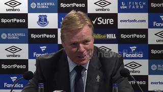 Koeman sings the praises of match winner Rooney - Video