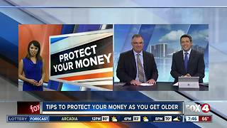 Tips to protect your money when you get older - Video