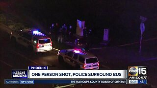 Person shot near 75th Avenue and Indian School Road