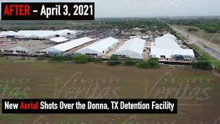 MASSIVE Expansion Of Texas Migrant Detention Center