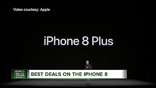Here's how you can get a free iPhone 8 - Video