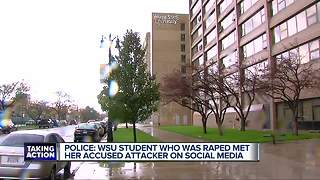 Tinder app at center of sexual assault investigation at Wayne State - Video