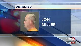 Off Duty Fire Chief Arrested - Video