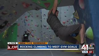 Motivation Monday: Apex Climbing Gym - Video