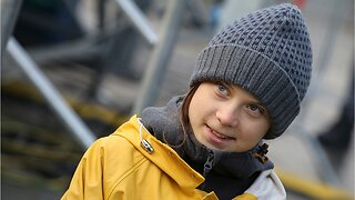 Greta Thunberg says she wouldn't waste her time talking climate change with Trump