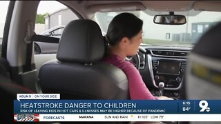 Consumer Reports: Children face heat stroke dangers