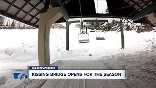 Kissing Bridge 5 PM - Video