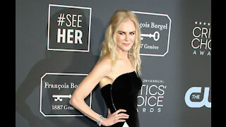 Nicole Kidman: The Pandemic has been difficult
