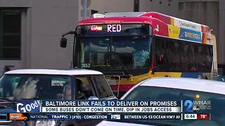 Baltimore Link fails to deliver on promises - Video