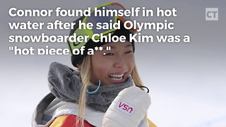 """Cali Radio Host Canned, Called Olympian """"Hot Piece of A**"""" - Video"""