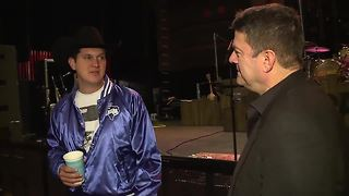 Jon Pardi, one of country music's biggest stars, influenced by Motown - Video