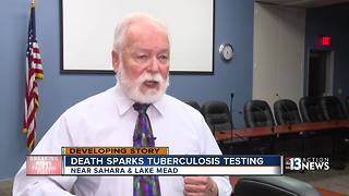 More than 100 tested for tuberculosis after deadly case at Fremont Middle School - Video