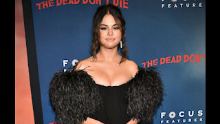 Selena Gomez hits out Facebook