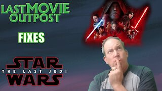 The Last Movie Outpost Tries Fixing Star Wars the Last Jedi