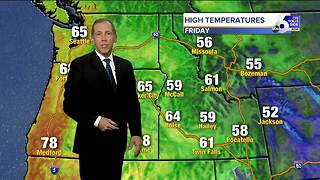 Pleasant Autumn Weather For Idaho - Video