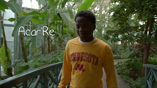 Grant Me Hope: Acar'Re likes basketball, church, cards, and board games - Video