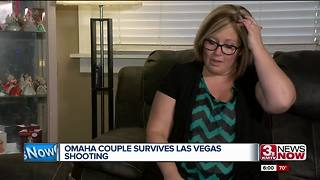 Omaha woman speaks about experience in Las Vegas - Video