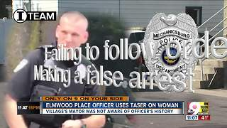I-Team: Elmwood Place police have history of hiring troubled officers - Video