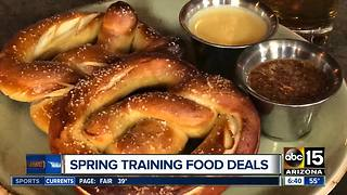 Check out these great deals for Spring Training - Video