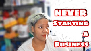 Vlogust Day 22 I'll NEVER Start a Brick and Mortar Business