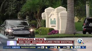 66-year-old man identified in West Palm Beach double shooting - Video