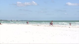 Sarasota County plans to reopen Siesta Key Beach, county-owned beaches
