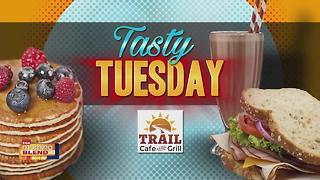 Tasty Tuesdays With Trail Cafe and Grill: Breakfast