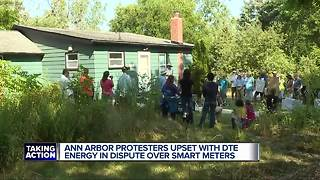 Battle over Smart Meters - Video