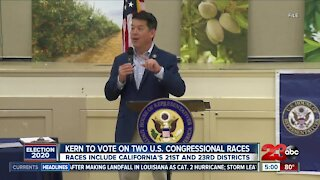 What you need to know about Kern's U.S. Congressional races