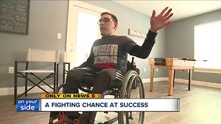 Medina County nonprofit unveils housing for disabled college students - Video
